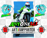 Onlus Ant8supporters