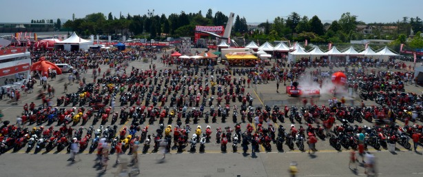 dengiu_WOrld Ducati Week